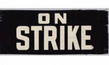 Απεργία για αρκετά ΜΜΕ τη Δευτέρα