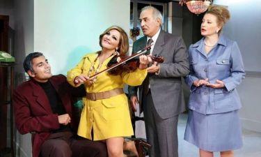 Βίκυ Σταυροπούλου: Τι την έκανε να πει το «ναι» στο «Μια τρελή, τρελή σαραντάρα»;