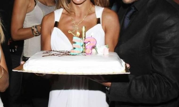 Ποια Ελληνίδα celebrity γιόρτασε τα γενέθλιά της κρύβοντας την ηλικία της;