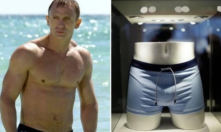 """""""Χρυσάφι"""" για το μαγιό του Daniel Craig από το Casino Royale!"""