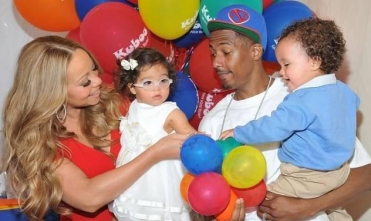 Mariah Carey – Nick Cannon: Οικογενειακή διασκέδαση με τα δίδυμα