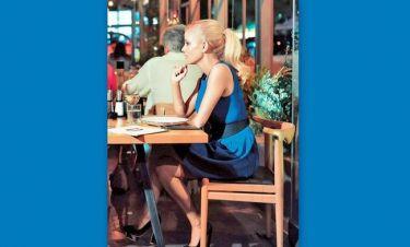 Δούκισσα Νομικού: Στα γυρίσματα νέου διαφημιστικού spot
