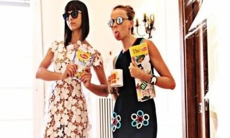 Δύο μεγάλες σχεδιάστριες μόδας δημιουργούν οικολογικά !