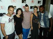 Οι υποψήφιοι για το βραβείο «Best greek ac 2012 ΜΤV EMA»