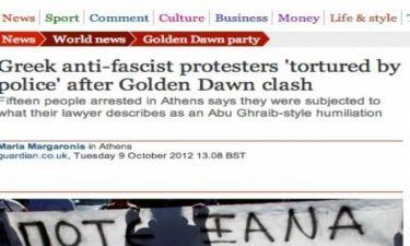 Guardian: Καταγγελία για βασανιστήρια και απειλές στη ΓΑΔΑ