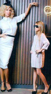 Η Πάολα, η Παολίνα και τα ψηλοτάκουνα! (φωτό)