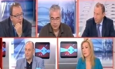 Επίθεση σε Καμπουράκη: «Τι έγινε ρε κ@@ρ@δα»; Τι δηλώνει ο ίδιος ο δημοσιογράφος;