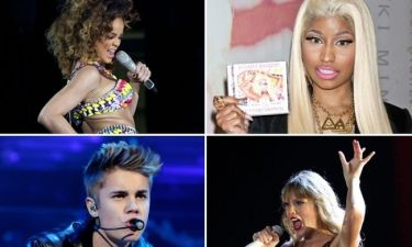Rihanna και Nicki Minaj ξεχωρίζουν στις υποψηφιότητες των American Music Awards