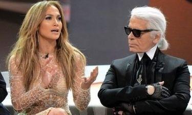 Τι συζήτησαν η Jennifer Lopez με τον Karl Lagerfeld σε πρόσφατη τηλεοπτική εκπομπή;