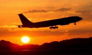 Μια πραγματικά... ανώμαλη προσγείωση (video)
