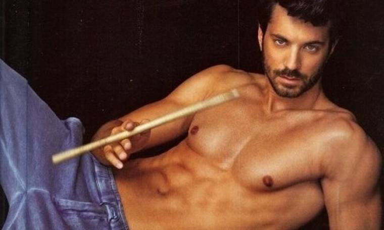 Δημήτρης Λαγιόπουλος: «Γεννήθηκα με μια ωραία εμφάνιση, αλλά δεν έμεινα στην εικόνα μου»