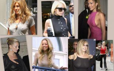 Τα σιθρού μπλουζάκια ψηφίζουν οι κυρίες του Χόλιγουντ!