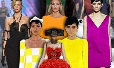 Δείτε τα 20 καλύτερα catwalk φορέματα για την άνοιξη/καλοκαίρι 2013