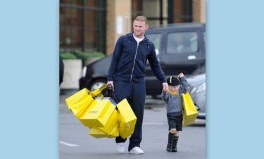 Ο «πρόσκοπος» γιος του Wayne Rooney