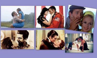 Φιλιά που άφησαν την δική τους ιστορία στον κινηματόγραφο