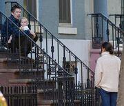 Ethan Hawke: Με ποια ηθοποιό συναντήθηκε στο δρόμο;