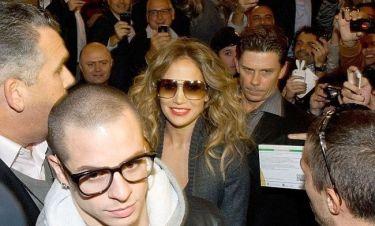 Πανικός για την Jennifer Lopez στην Μπολόνια