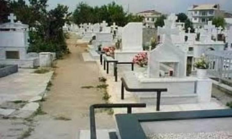 Απίστευτο: Τον λήστεψαν μέσα στο νεκροταφείο