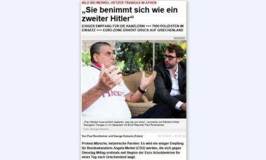 H αποκαλυπτική συνέντευξη του Γιώργου Τράγκα στη Bild!