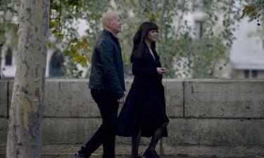 Catherine Zeta Jones: Στα πλατό του Red 2 με τον Bruce Willis