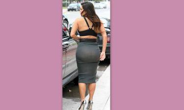 Το σουτιέν και η διάφανη φούστα της… (φωτό)