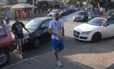 Ραούλ Μπράβο: Επιστροφή στην Αθήνα και… καφεδάκι στην Γλυφάδα
