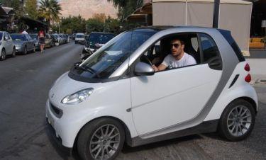 Σωκράτης Παπασταθόπουλος: Ένας sexy driver