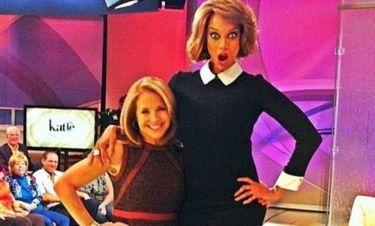 Καλά, πόσο ψηλή είναι η Tyra Banks;