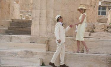Στα γυρίσματα της ταινίας των Kirsten Dunst-Viggo Mortensen στην Ακρόπολη! (φωτό)