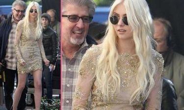 Taylor Momsen: Επανεμφάνιση στο Gossip Girl