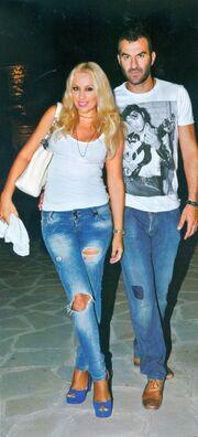 Διάσημα ζευγάρια στην Κύπρο