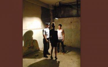 Κωνσταντίνος Γαλανός: Φωτογραφίες από τα backstage του νέου του βιντεοκλίπ