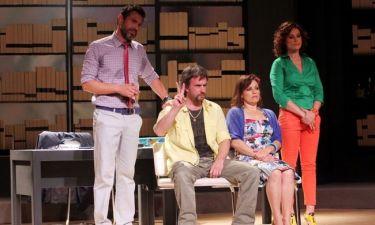 Το «Σ'αγαπάω αλλά…» επέστρεψε στο θέατρο Αθηνά!