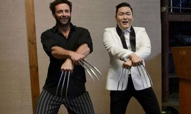 Gangnam Style: Το δοκίμασε και ο… Wolverine!