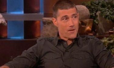 Matthew Fox: Μίλησε στην Ellen DeGeneres για τις… αταξίες του