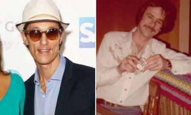 Αυτός είναι ο άνδρας που υποδύεται ο Matthew McConaughey