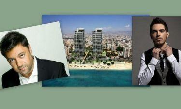 Μιχάλης Χατζηγιάννης-Γιώργος Θεοφάνους: Ιδιοκτήτες διαμερισμάτων στους «Δίδυμους πύργους»
