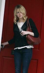 Emma Stone: Με ή χωρίς μακιγιάζ εντυπωσιακή
