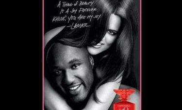 Khloe & Lamar: Παρουσιάζουν το νέο τους άρωμα