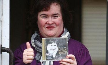 Susan Boyle: Από τις 19 Νοέμβρη θα κυκλοφορήσει το νέο της cd