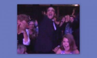 Δείτε τον γοητευτικό Νίκο Αλιάγα να χορεύει twist! (video)