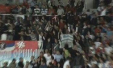 Επεισόδια την ελληνική σημαία ανάμεσα σε Σκοπιανούς και Σέρβους