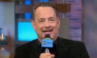 Όταν ο Tom Hanks είπε «f..k» σε πρωινή εκπομπή, τώρα και σε βίντεο!