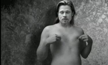 Αντικείμενο σάτιρας τα διαφημιστικά του Brad Pitt για τη Chanel