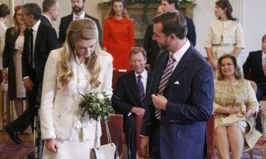 Δείτε φωτογραφίες από τον πριγκιπικό γάμο στο Λουξεμβούργο!