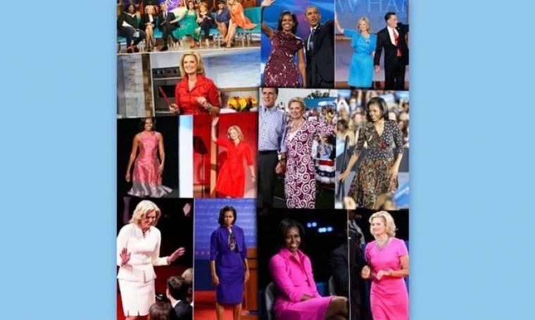 Michelle Obama vs Ann Romney: αναμέτρηση του στυλ των δύο υποψήφιων Πρώτων κυριών των ΗΠΑ