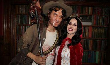 Το μασκέ πάρτι γενεθλίων της Katy Perry