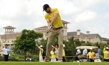 Αγώνας γκολφ για φιλανθρωπικό σκοπό