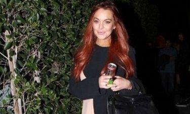 Lindsay Lohan: Βρήκε το... «λιμάνι» της στο πρόσωπο ενός γυμναστή!
