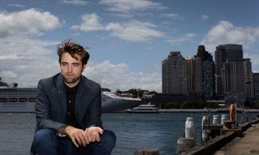 Robert Pattinson: Φωτογράφηση με φόντο το Sydney Harbor